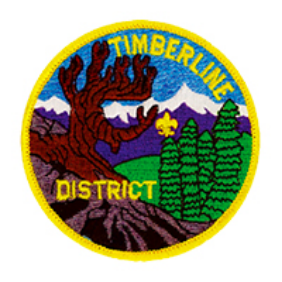 Timberline District Colorado Patch