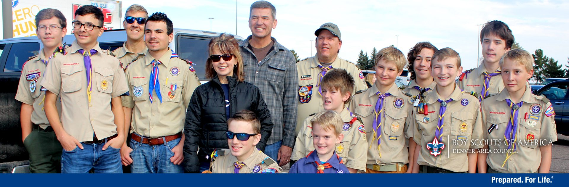 9cares Scouting for Food 2019
